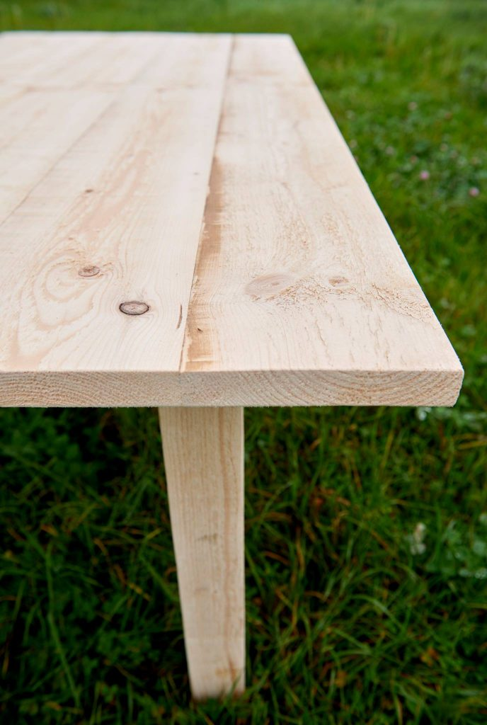 Handwerk tafel